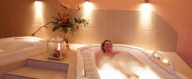 Wellness und Spa Zum Entspannen