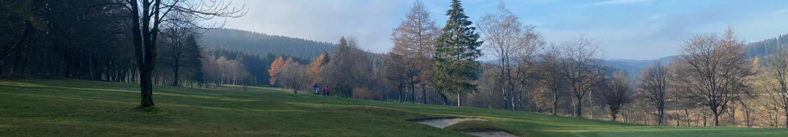 <span>Golf</span> Arrangement